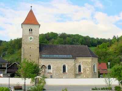 Bad Abbach Kirche